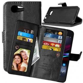 Kaksinkertainen läppä Flexi Sony Xperia Z3 Compact D5803
