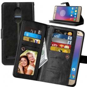 Mobilplånbok Dubbelflip Flexi 8-kort Lenovo K6