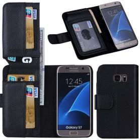 Multiplånbok 7 kort Galaxy S7 SM-G930F