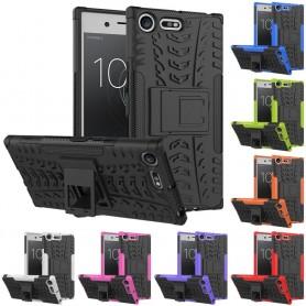 Stöttåligt skal med ställ Sony Xperia XZ Premium G8141