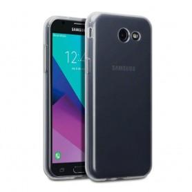 Samsung Galaxy J5 2017 SM-J527F tunt Silikon skal Transparent