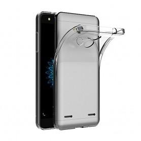 ZTE Blade V7 Lite tunt Silikon skal Transparent