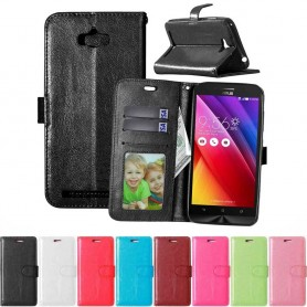 Mobilplånbok 3-kort Asus Zenfone Max ZC550KL