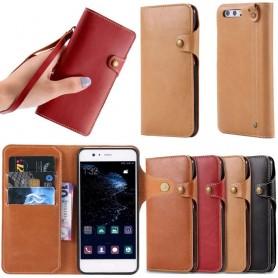 Retro mobil lommebok Huawei P10 Plus VKY-L29 - CaseOnline
