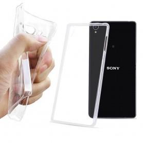 Sony Xperia T3 Silikon skal Transparent