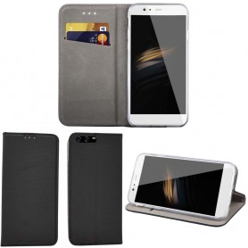 Moozy Smart Magnet FlipCase Huawei P10 VTR-L29 mobilveske caseonline.se