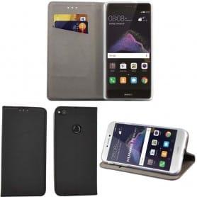Moozy Smart Magnet FlipCase Huawei P10 Lite mobil skal WAS-LX1 CaseOnline.se