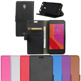 Mobil lommebok 2-korts silikonskall Lenovo B CaseOnline.se