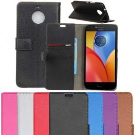 Mobilplånbok Motorola Moto E4 Plus mobil skal CaseOnline.se
