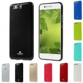 Mercury Jelly Case Huawei P10 silikonskall mobil beskyttelses caseonline