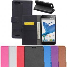 Mobilplånbok ZTE Blade V6 skal skydd CaseOnline.se