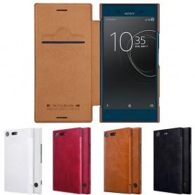 Nillkin Qin FlipCover Sony Xperia XZ Premium mobilveske