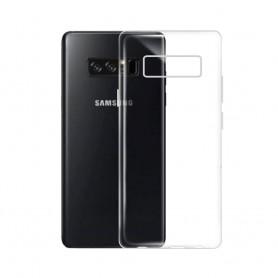 Samsung Galaxy Note 8 Silikon skal Transparent
