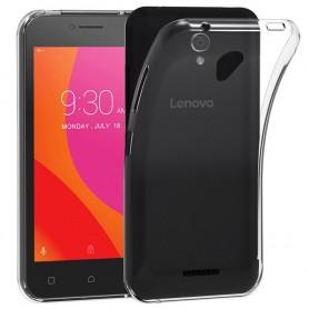 Lenovo B silikondeksel Gjennomsiktig tilbehør for beskyttelse av mobiltelefoner
