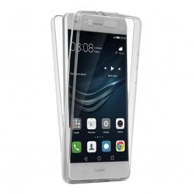 360 full silikonskall Huawei P10 Lite WAS-LX1 mobilbeskyttelse