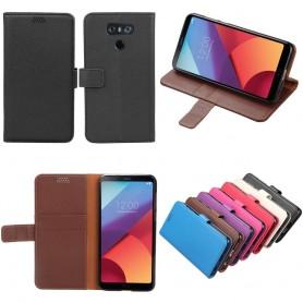 Mobil lommebok 2-kort LG G5 H850 seddelsett pulver