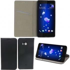 Moozy Smart Magnet FlipCase HTC U11 Mobil Veske CaseOnline