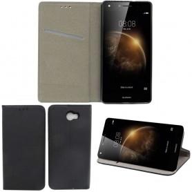 Moozy Smart Magnet FlipCase Huawei Y5 II / Y6 II Compact mobil deksel