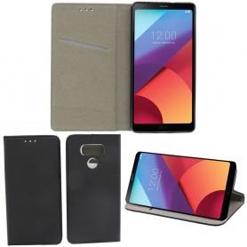 Moozy Smart Magnet FlipCase LG G6 H870 mobiltelefon deksel
