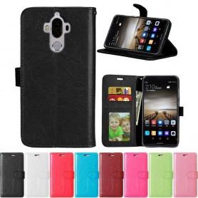 Mobilplånbok 3-kort Huawei Mate 9 MHA-L29 mobilskal fodral skydd