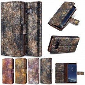 Mobilplånbok Forest Vintage Samsung Galaxy Note 8 mobilskal fodral