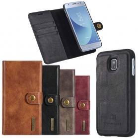 Mobilplånbok Magnetisk DG-Ming Samsung Galaxy J7 2017 fodral mobilskal