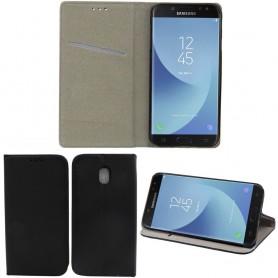 Moozy Smart Magnet FlipCase Samsung Galaxy J7 2017 fodral skydd mobilskal
