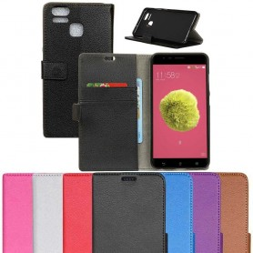 Mobil lommebok 2-kort Asus Zenfone Zoom S ZE553KL beskyttelsesvask
