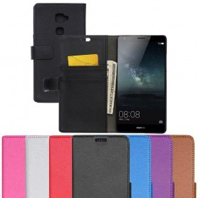 Mobil lommebok 2-kort Huawei Mate S Mobildeksel CRR-L09