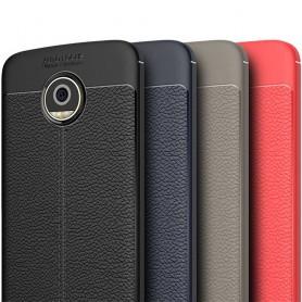 Skinnmønstret TPU-skall Motorola Moto Z2 Play