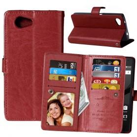 Kaksinkertainen läppä Flexi Sony Xperia Z3 Compact