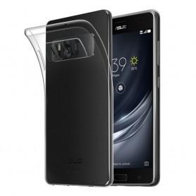 Asus Zenfone AR ZS571KL Silikon skal Transparent