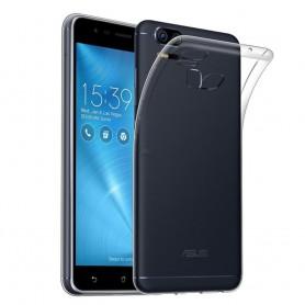 Asus Zenfone Zoom S ZE553KL silikonetui gjennomsiktig