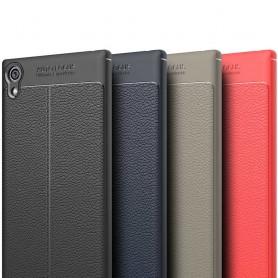 Skinnmønstret TPU-deksel Sony Xperia XA1 Ultra G3221 mobil deksel
