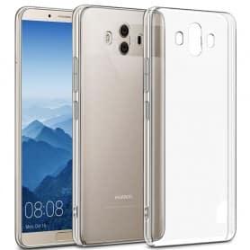 Clear Hard Case Huawei Mate 10 ALP-L29 Mobildeksel