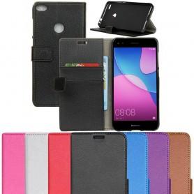 Mobilplånbok 2-kort Huawei P9 Lite Mini mobilskal