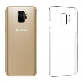 Clear Hard Case Samsung Galaxy S9 mobilskal SM-G960