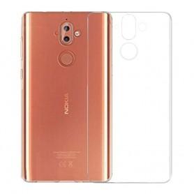 Clear Hard Case Nokia 9 mobilskal transparent