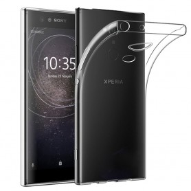 Sony Xperia L2 Silikon skal transparent mobilskal