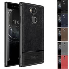 Rugged Armor TPU skal Sony Xperia XA2 silikonskal mobilskal