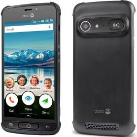 Doro Liberto 8040 Skal - Svart mobilskal skydd case