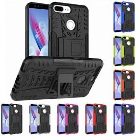 Stöttåligt mobilskal med ställ Huawei Honor 9 Lite LLD-TL10 CaseOnline.se