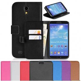 Galaxy Mega Wallet Case 6.3