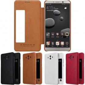 Nillkin Qin FlipCover Huawei Mate 10 ALP-L29 mobilskal