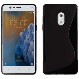 S Line silikon skal Nokia 3