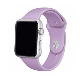 Apple Watch 42mm Sportband- Ljuslila