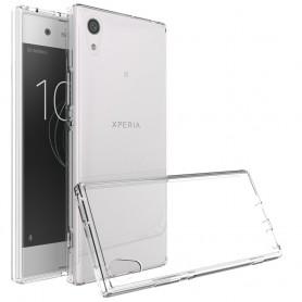Mobilskal Clear Hard TPU skal Sony Xperia XA1 Ultra