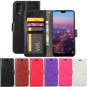 Mobil lommebok 3-kort Huawei P20 Pro mobiltelefon veske CaseOnline