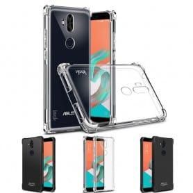 IMAK Shockproof silikon skal Asus Zenfone 5 Lite ZC600KL mobilskal