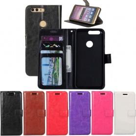 Mobilplånbok 3-kort Huawei P Smart FIG-L21 mobilskal CaseOnline.se